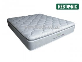 Restonic - California Medium Pillow Top - Double Mattress - 200cm