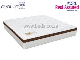 Rest Assured - Cambridge - King Size Mattress - 188cm