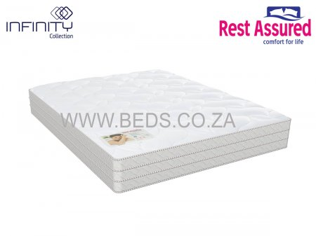 Rest Assured - Body Posture - Queen Size Mattress - 188cm - Click Image to Close