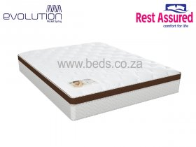 Rest Assured - Cambridge - Double Mattress - 200cm