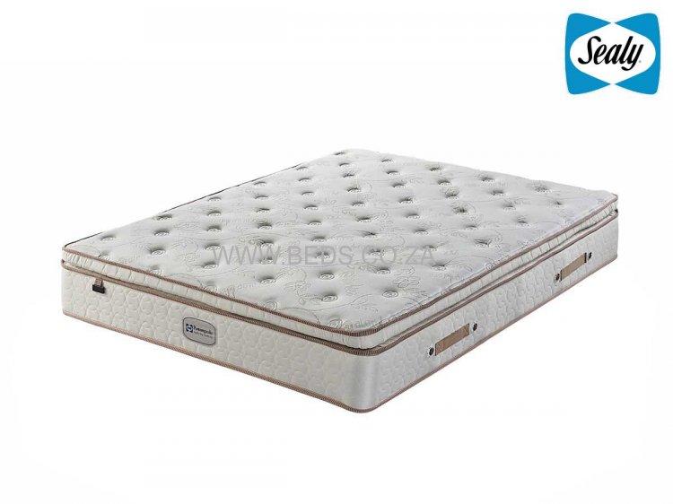 Sealy Posturepedic Avignon Medium Pillow Top Queen Size Mattress