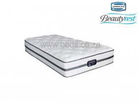 Simmons Beautyrest - Classic - Plush - Three Quarter Mattress - 200cm