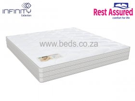 Rest Assured - Body Posture - King Size Mattress - 200cm