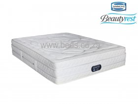 Simmons Beautyrest - Hybrid Plush Crescendo - Queen Size Mattress - 188cm