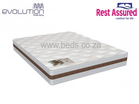 Rest Assured - St Andrews - Queen Size Mattress - 188cm