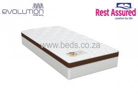 Rest Assured - Cambridge - Three Quarter Mattress - 200cm