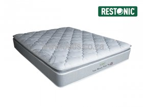 Restonic - Idaho Memory Pillow Top - Queen Size Mattress - 188cm