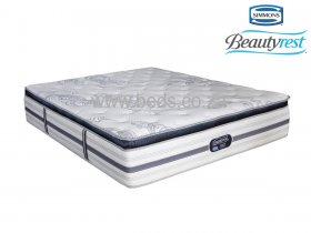 Simmons Beautyrest - Recharge Ultra - Luxury Pillow Top - Double Mattress - 188cm