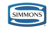Simmons 3/4 Mattresses