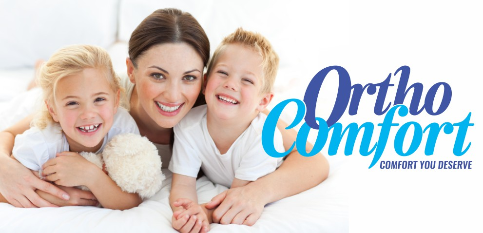 Ortho-Comfort beds and mattresses  by size
